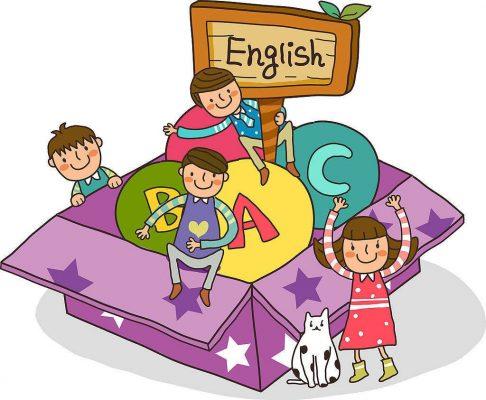 Aнглийски за деца 1 онлайн курс